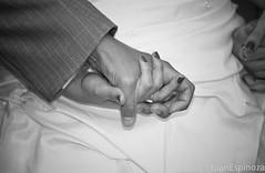 Pablo y Macarena (Ju4nin (volv)) Tags: love hands juan amor marriage manos matrimonio weeding espinoza