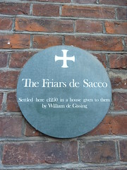 Photo of Green plaque number 5528