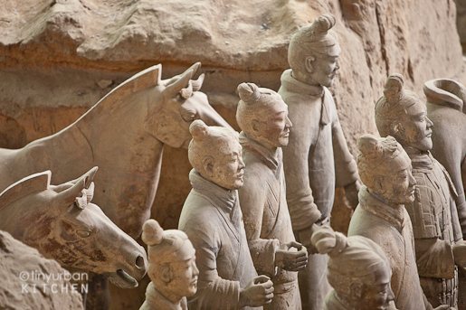 Terra Cotta Warriors Xian