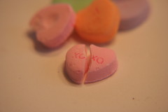 and how can you mend a broken heart (katerha) Tags: macro broken candy heart softlook macromondays