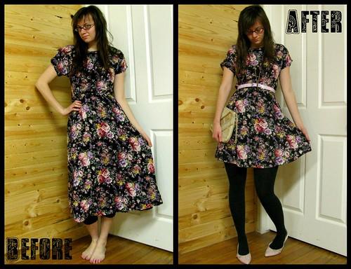 Maxi-Mini Dress