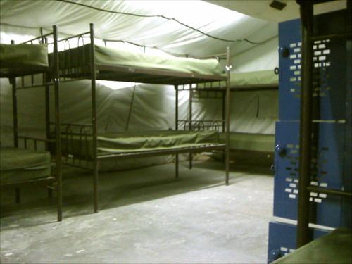 LSA interior