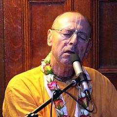 Holy Name Weekend - Sivarama Swami & Madhava Das - Bhaktivedanta Manor - 16/01/2011 - IMG_4066