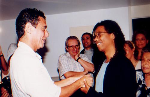 Djavan e Chico Buarque
