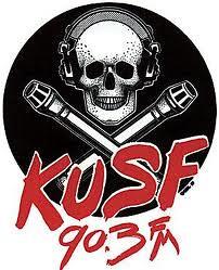 KUSF Logo