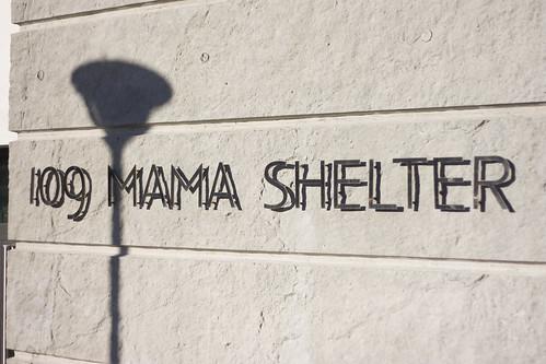 109 Mama Shelter
