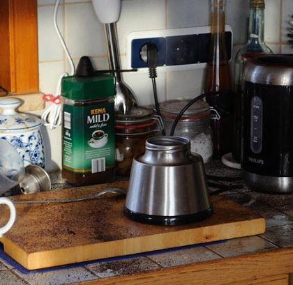 Espresso-Kocher explodiert #1
