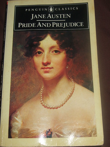 january books:pride and prejudice