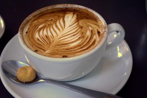 Cafe Ish: Wattle maccacino