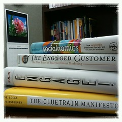 21:365 :: Stack of Social Media Trade Books