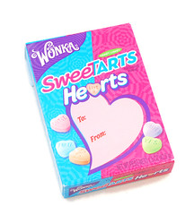 Wonka SweetTarts Hearts Box