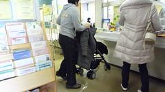 渋谷区の4ヵ月検診&BCG