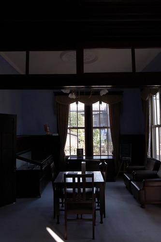 レルヒさんがいる部屋