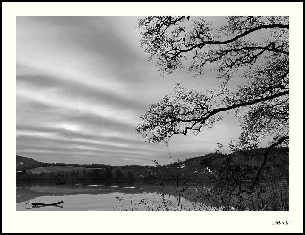Loch of Craiglush, Perthshire