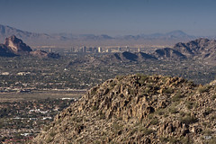 Phoenix on a fairly clear day (doveoggi) Tags: arizona phoenix scottsdale 2160 mcdowellsonoranpreserve