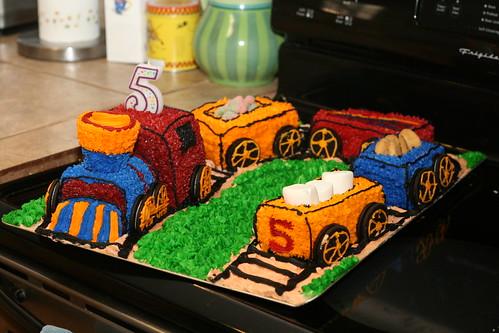 Walker's 5th Birthday