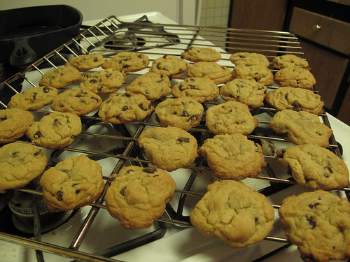 deb's chewy cripsy cookies