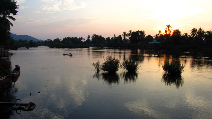 4000 Islands, Southern Laos
