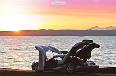 Koenigsegg CCX Sunset (drew.larrigan) Tags: drew supercar koenigsegg egarage larrigan