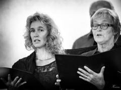 Koorleden (PortSite) Tags: music holland netherlands iso3200 nikon nederland muziek classical 2014 koor  portsite klassieke d3s