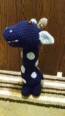 Andrea Shafran (The Crochet Crowd) Tags: mikey giraffe redheart crochettoy mysteryadventure freeamigurumipattern mysterycrochetalong thecrochetcrowd michaelsellick freeonlinetutorial thecrochetcrowdcrochetalong freegiraffecrochetpattern freecrochetvideo
