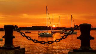 A Boston Sunrise
