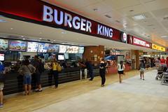 Tenerife Sur Airport: fast food restaurants (JdRweb) Tags: airport sonydscrx100 tenerife
