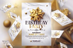 Birthday Party Templates (Rome Creation) Tags: instagramapp square squareformat iphoneography uploaded:by=instagram birthday birthdayparty birthdayinvitations birthdaycards card gold silver white whitecards goldcards ribbon template postcard postcards design minimal classy elegant luxury party psd celebration texture pattern shadow invite event decoration invites cards banner celebrate background anniversary photoshop bday bash club opening print printable graphics new romecreation templates flyer flyers