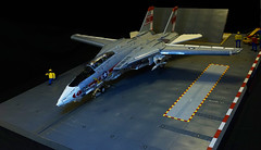 F-14A Tomcat Launch Front (crash_cramer) Tags: lego f14 f14a tomcat