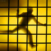 Escape the Madness (Ben Heine) Tags: door light shadow wild wallpaper blur color art monochrome silhouette sport yellow loft speed jaune square photography fly jump energy colorful break escape geometry getaway lumière profile shapes run move line business busy madness figure passion expressive series mathematics porte hurry diffusion transparent outline conceptual frantic departure cosmic transmission pigment enthusiastic rhythm flou loose forme ether carré vibration vitesse sauvage folie fuite envol frenetic rythme courir stimulation theartistery apesanteur hyperkinetic benheine flickrunited samsungimaging nx10 appartgallery