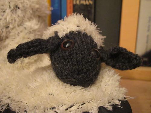 Schafschuhe
