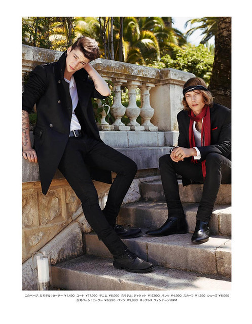 H&M Magazine Winter 2010_001