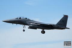00-3004 - 1370 E231 - USAF - Boeing F-15E Strike Eagle - Lakenheath - 100719 - Steven Gray - IMG_8697