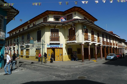 Colonial Buildings - Loja, Ecuador