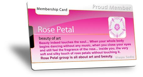 Rose Petal Member