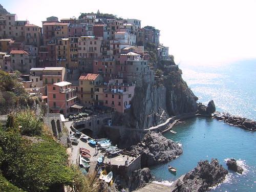 viaje a la Riviera Italiana