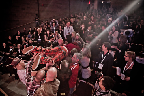 Nardwuar - TEDx Vancouver 2010 - West Vancouver, BC