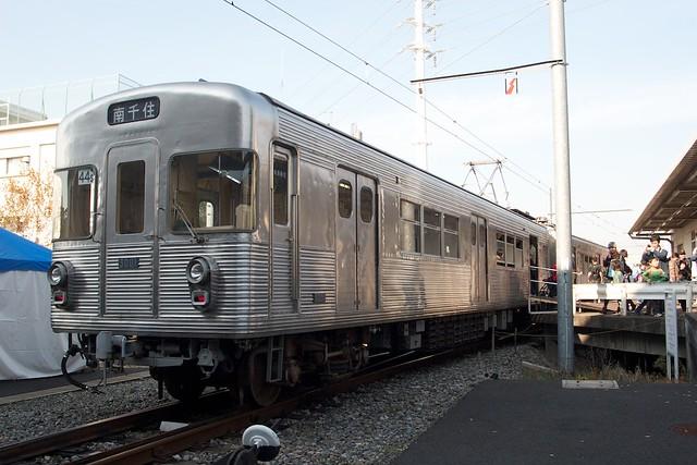 営団地下鉄3000系
