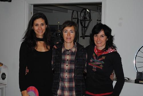 Grupo mujeres y triatlon. Un éxito de reunión informativa