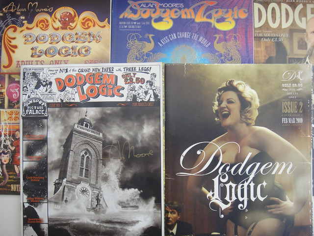 Dodgem Logic Magazines - Issues 1-5