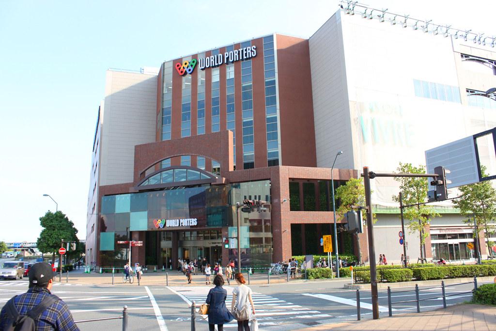 Yokohama Minato Mirai 21 Walking Guide (19)