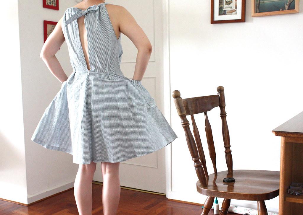 steven alan dress