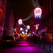 Christmas Decorations near Place St Katherine, Brussels - Click thumbnail for image options
