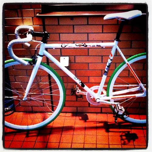 SE bikes fixie