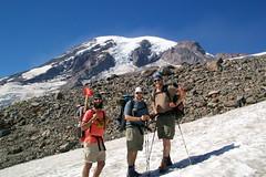The Rainier Summit Crew