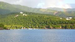 Guadeloupe Les Saintes to Basse-Terre (Altaide) Tags: sailing ile catamaran voile voilier guadeloupe antilles lessaintes basseterre lavezi botb971