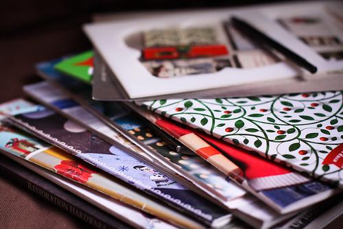 advent envelopes 1