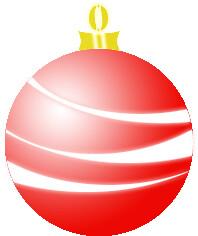 bolas de navidad para decorar webs