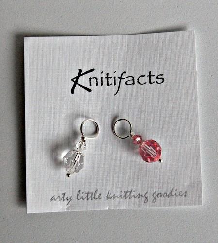 Knitifiacts Stitch Markers