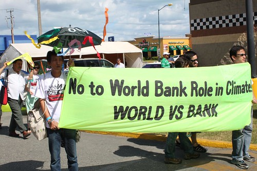 World vs Bank